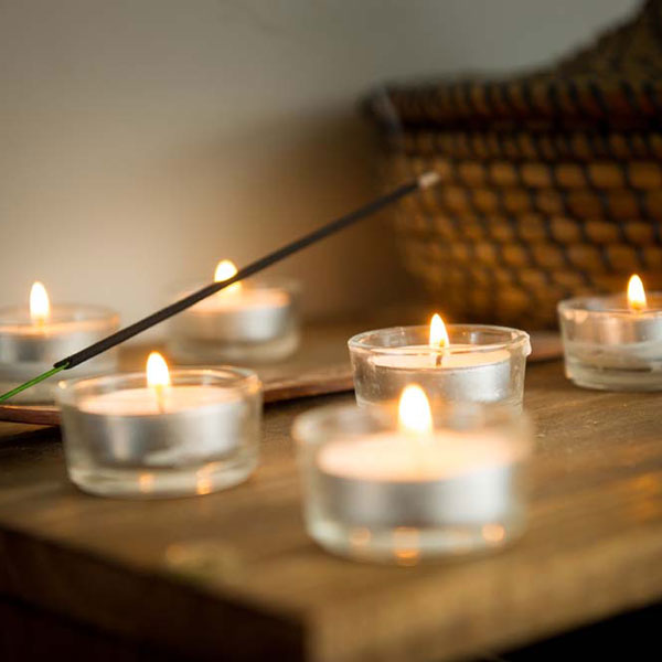 Jala Therapies of Jesmond - scented candles