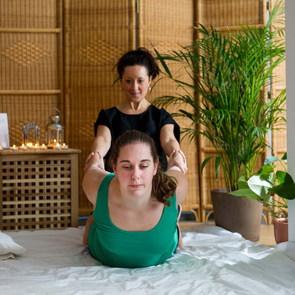 Jala Therapies Thai Yoga Massage